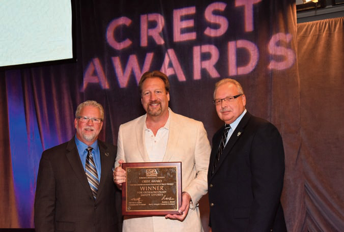 crest awards picture